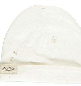 MarMar Copenhagen Aiko Modal Newborn Hat Rose Stems