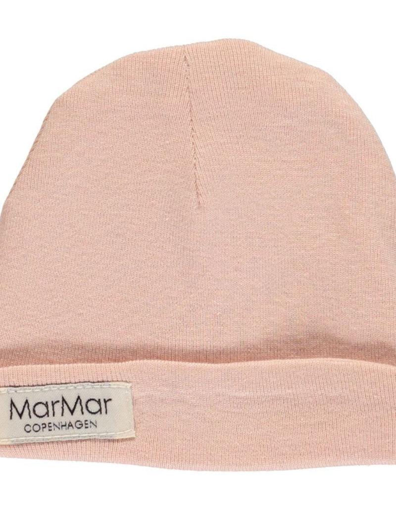 MarMar Copenhagen Aiko Modal Newborn Hat Rose