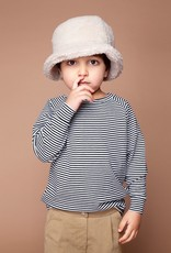 Mingo Long sleeve black/white stripes