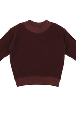 Phil & Phae Oversized frotté sweater