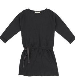 Phil & Phae Textured blouson dress L/S