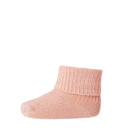 Mp. Denmark Ankle socks ida pink glitter