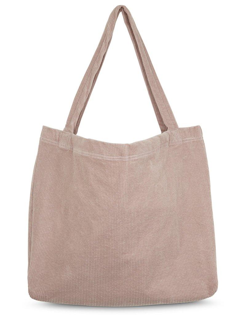 Studio Noos Dusty pink rib mom-bag