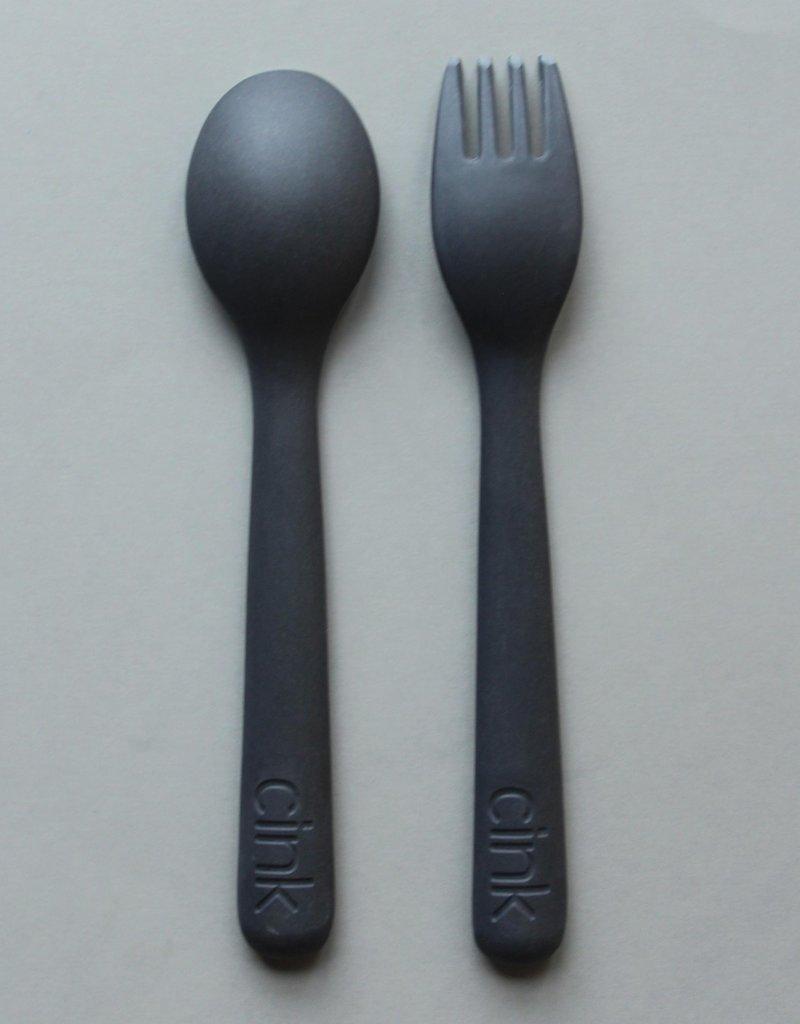 Cink Bamboo cutlery set, ocean