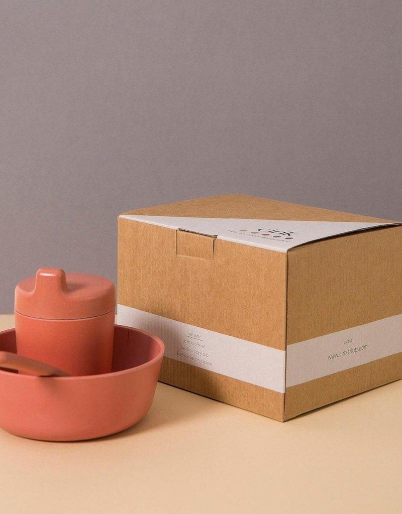 Cink Bamboo giftbox for babies, brick