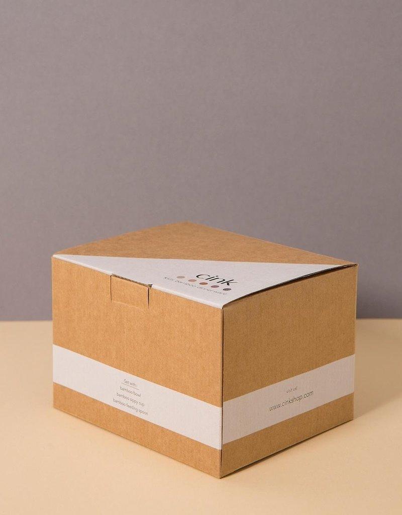 Cink Bamboo giftbox for babies, fog