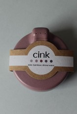 Cink Bamboo sippy cup lid, beet
