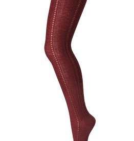 Mp. Denmark Tights bordeaux wool
