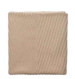 Hvid Blanket akira / Apricot