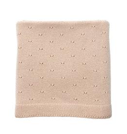 Hvid Blanket bibi / Apricot