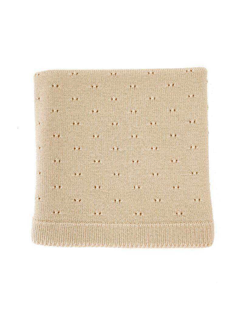 Hvid Blanket bibi / Oat