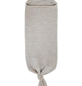 Hvid Cocoon grey melange