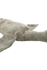 Senger-naturwelt warmtekussen /knuffel gans (small) grijs