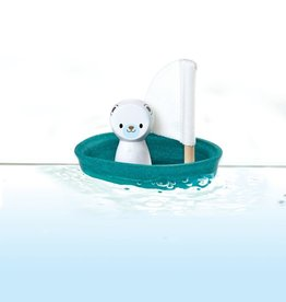 Plan toys Sailing boat - penguin
