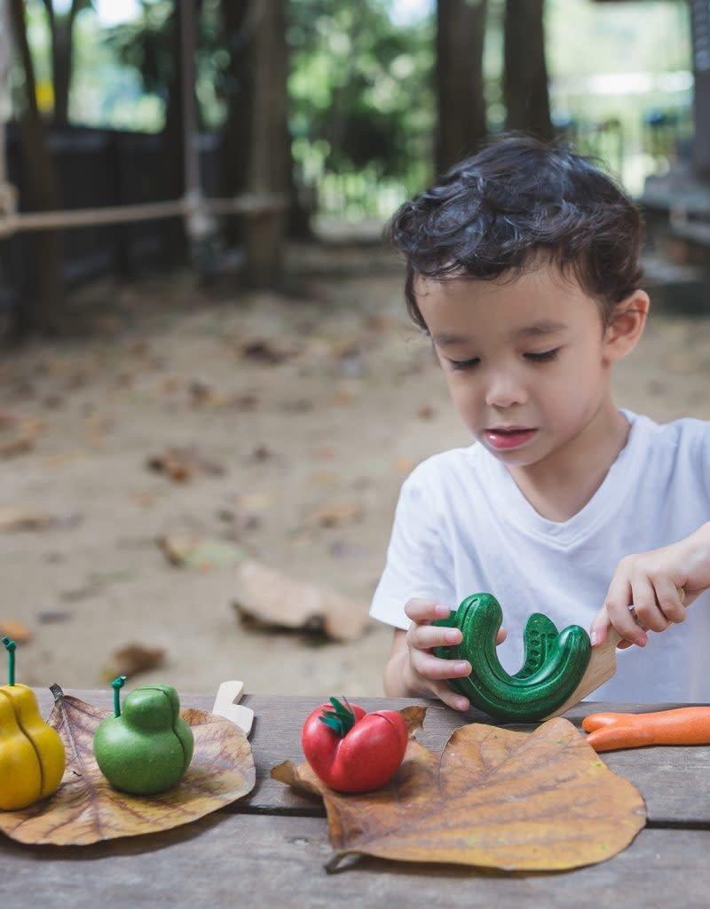 Plan toys Wonky fruit & vegetables
