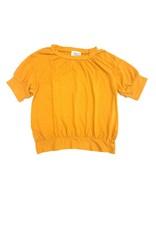 Long Live The Queen Puff tee golden yellow