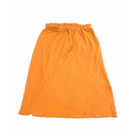 Long Live The Queen Skirt apricot