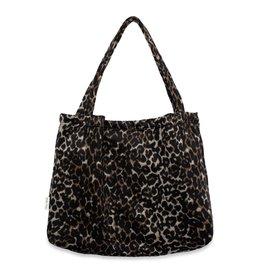 Studio Noos Brown jaguar mom-bag