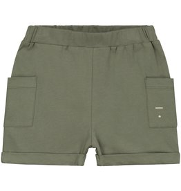 Gray Label Relaxed pocket shorts, Moss