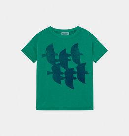 Bobo Choses Flying birds t-shirt