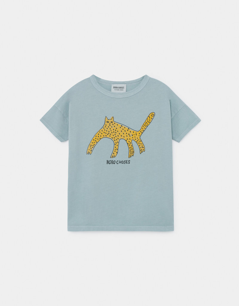 Bobo Choses Leopard t-shirt