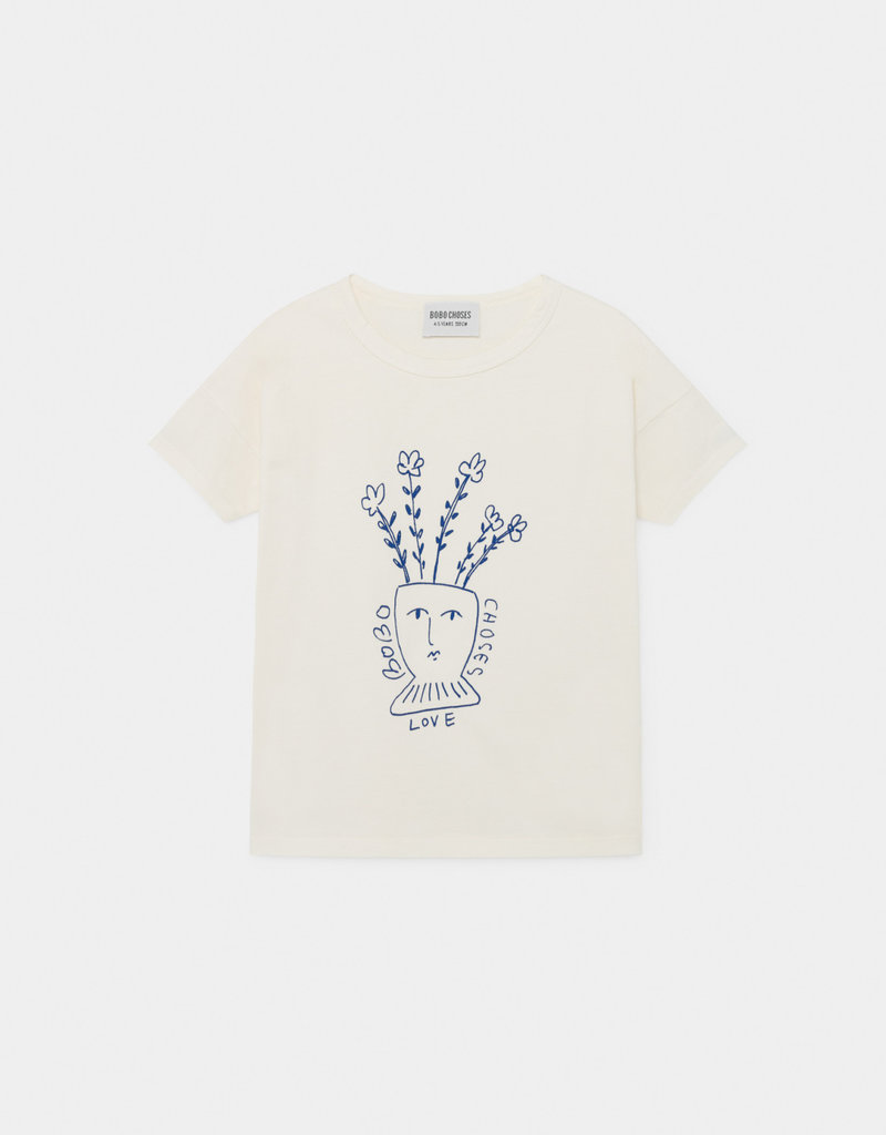 Bobo Choses Flowers t-shirt