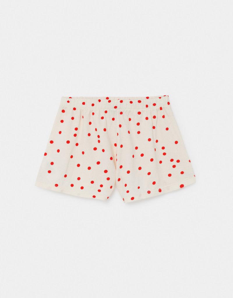 Bobo Choses Dots jersey shorts