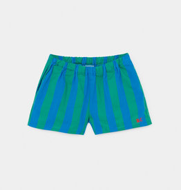 Bobo Choses Striped woven shorts