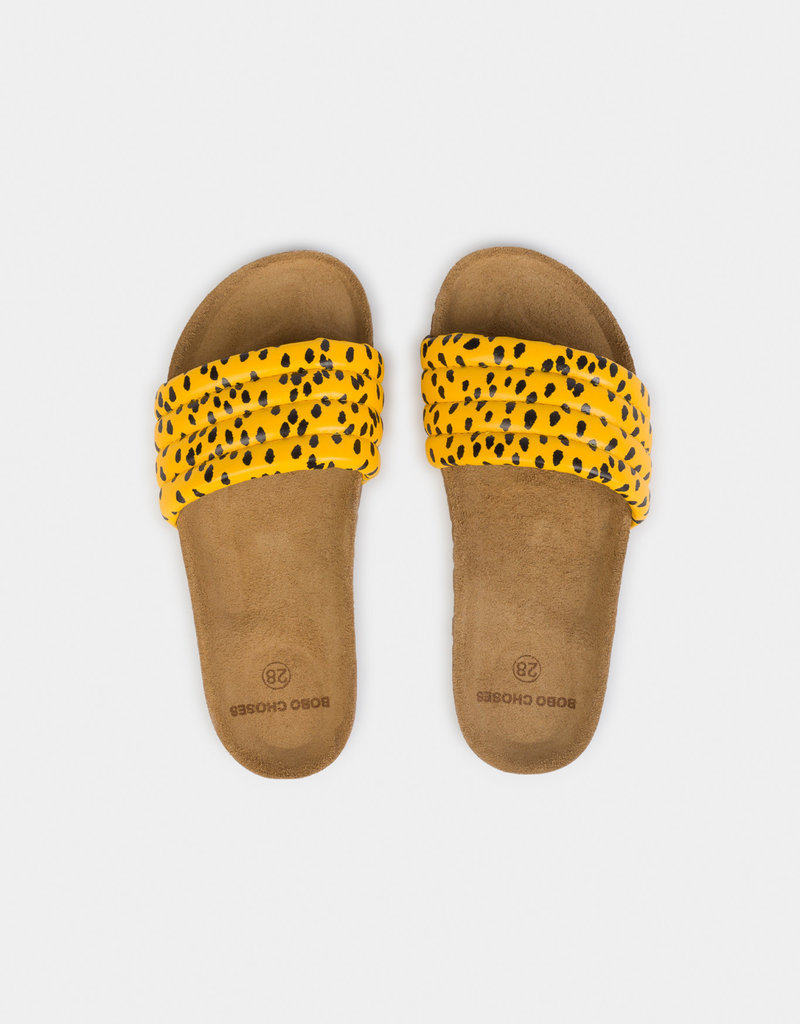 Bobo Choses All over leopard sandals