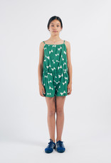 Bobo Choses All over bow woven playsuit