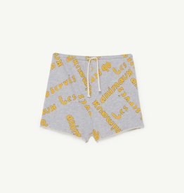 the Animals Observatory Hedgehog kids shorts grey : les animaux