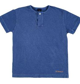 Bonmot Henley t-shirt bonmot embro
