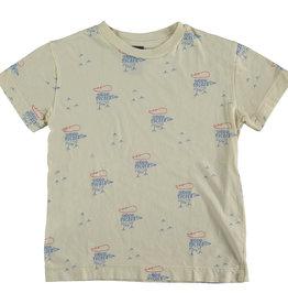 Bonmot T-shirt classic small woodpekers