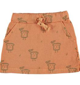 Bonmot Mini skirt fleece bakery