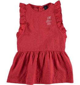 Bonmot Frilles dress love