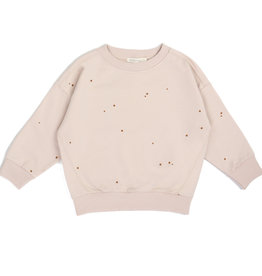 Phil & Phae Oversized summer sweater dots