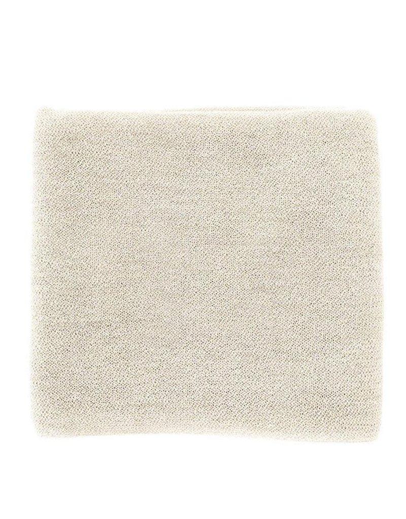 Hvid Blanket billie creme