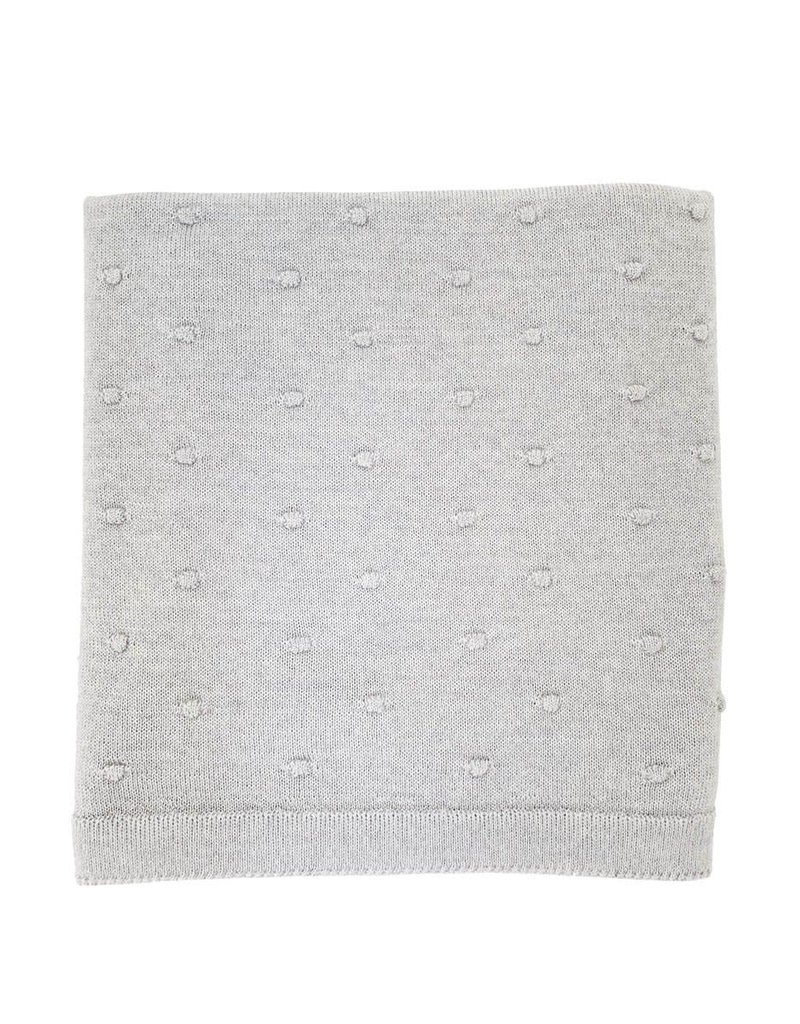 Hvid Blanket bonnie smoke