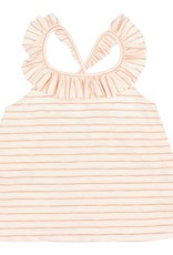 Búho. Leonor stripes cotton top