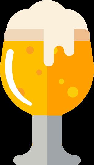Snifter bierglas