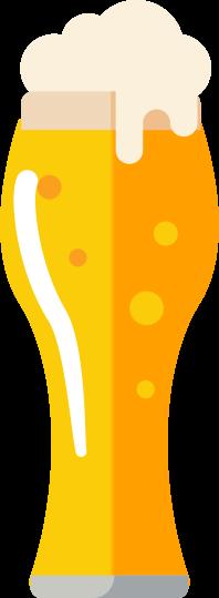 Weizen glas