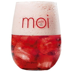 MOI Max On Ice Glas