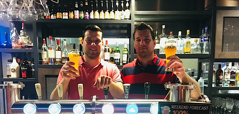 PAAP Bier Broeders strekken hun vleugels