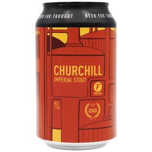 Frontaal Churchill