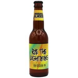 Bliksem Rye The Lightning