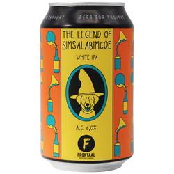 Frontaal The Legend Of Simsalabimcoe