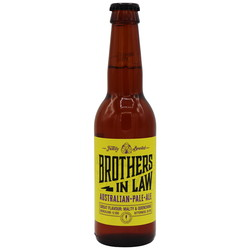 Brothers in Law Australian Pale Ale