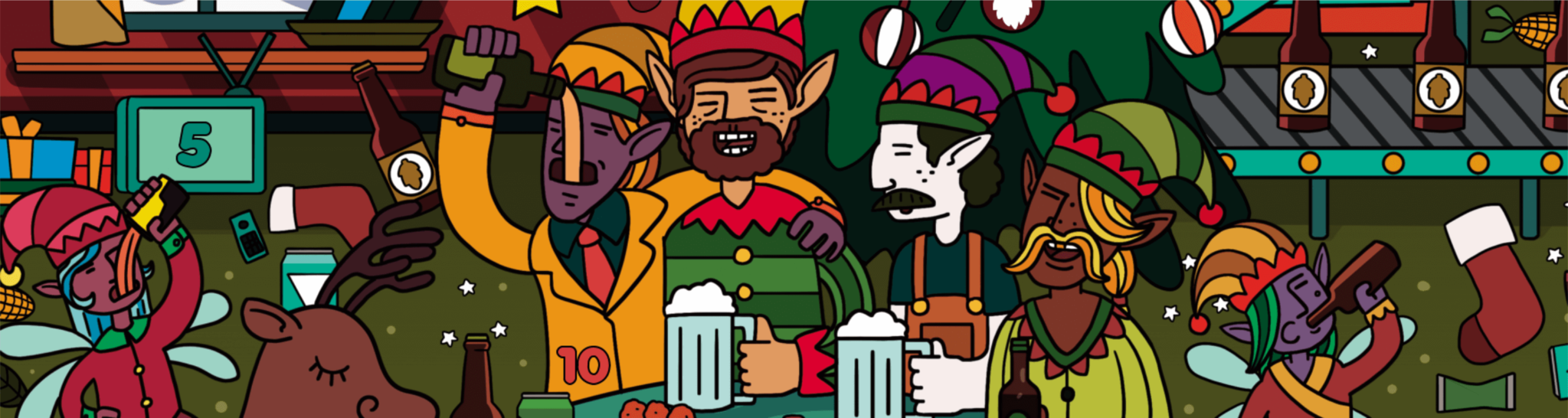 Bier kalender