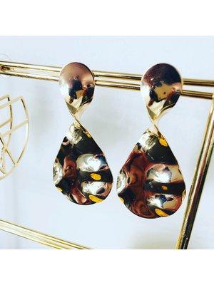 Gold & Classy Oorbellen