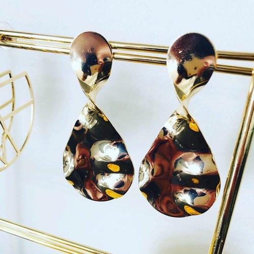 Juleeze Gold & Classy Oorbellen